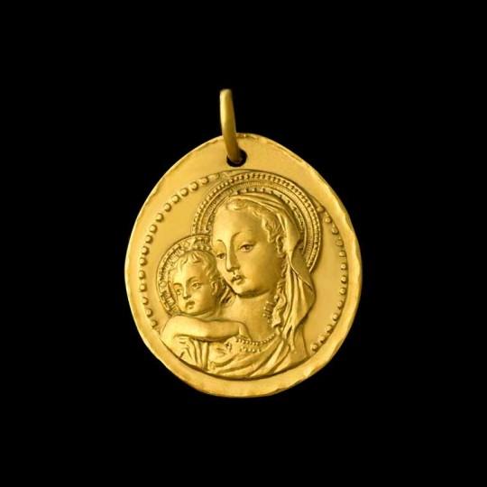 Florentine Virgin 7