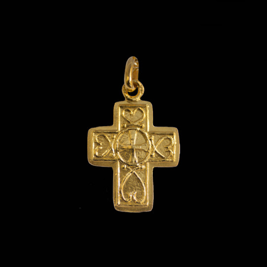 Merovingian cross 1
