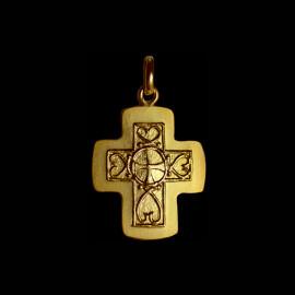 Merovingian cross 2