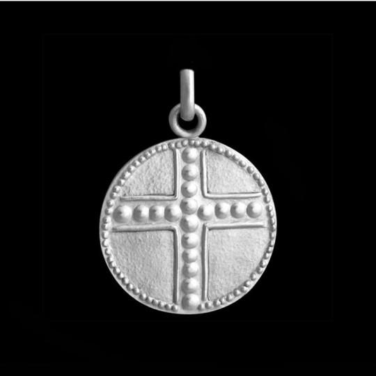Pearled cross 1