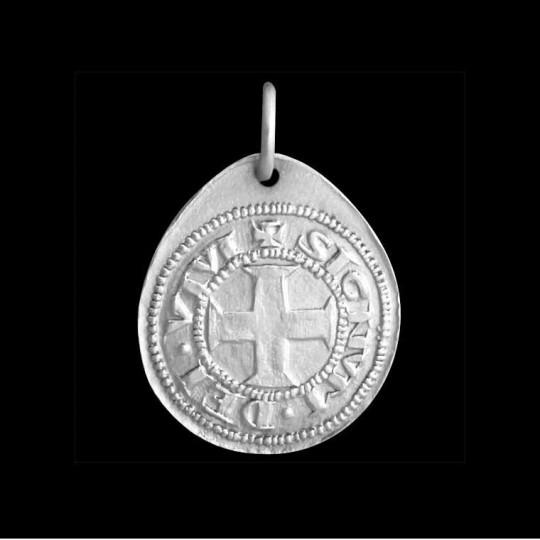 Carolingian Cross 3