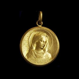gold medallion