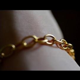 Round mesh bracelet 2,5 mm