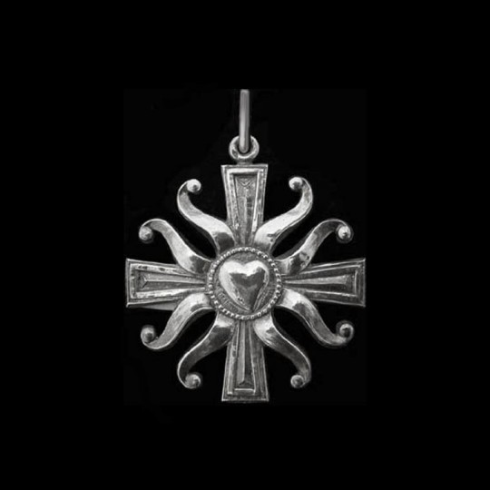 Heart in the Cross