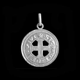 Carolingian Cross 1 (openwork design)