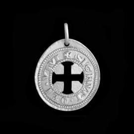 Carolingian Cross 2 (openwork design)