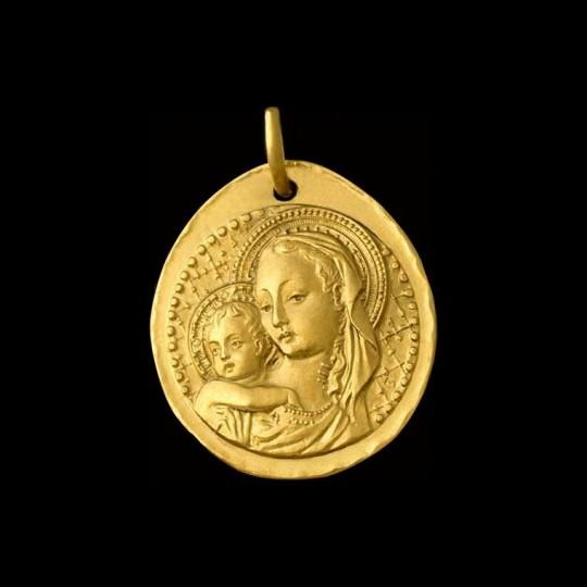 Florentine Virgin 3