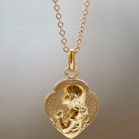 18k Gold trace chain